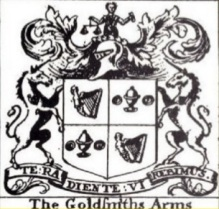 Coat of Arms: The Dublin Goldsmiths' Guild was 16th in order of precedence of the Dublin guilds when it was re-incorporated in 1637.