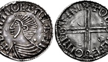 Hiberno-Norse, Phase I, Class B – Long Cross type (THYMN) Moneyer - Odulf or Authulfr