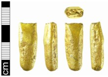 Viking Gold Trade Ingots