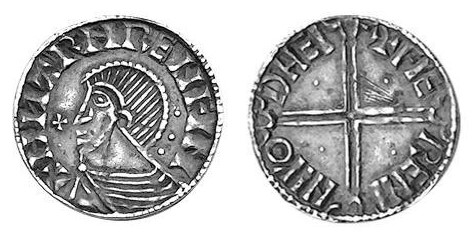 Hiberno-Norse Phase 1, Class B – Long Cross type similar to Manx imitations of Faeremin of Dublin. The Old Currency Exchange, Dublin, Ireland.