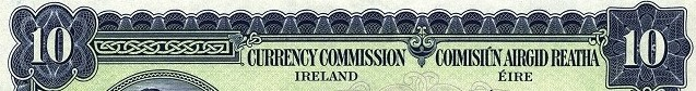 Currency Commission of Ireland - name change 1937