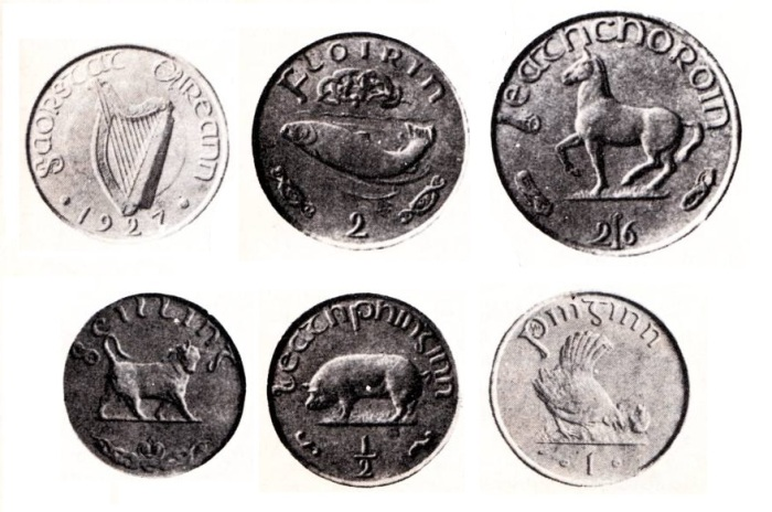 Oliver Sheppard's Coin Designs: Irish Coin Design Competition 1927