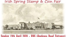 Spring Stamp & Coin Fair - Banner 19th April 2020