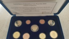 Ireland 2019 Proof Coin Set