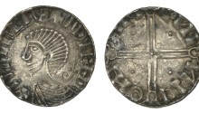 An Hiberno-Norse. Phase II Penny in the name of Sihtric but Mint & Moneyer uncertain